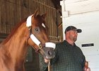 I'll Have Another with trainer Doug O'Neill