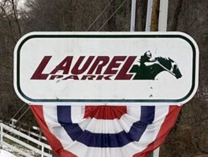 Laurel Meet Suffers Handle Drop-Off