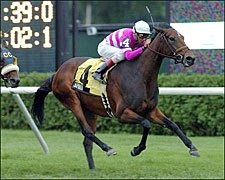 Saratoga Getaway Weekend Hot for Frankel