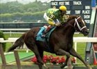 Limehous, winning the Brooklyn Handicap, will start in the NetJets Breeders' Cup Mile.