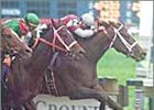 Kimberlite Pipe, winning the 1999 Louisiana Derby.