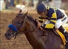 Baffert Sets Stakes Mark; Behaving Badly Rolls