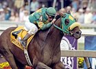 Local favorite Gators N Bears takes the Maryland Breeders' Cup.