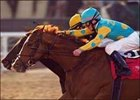 Belgravia, on the inside, defeated Dilemma by a nose in Hollywood Prevue Nov. 18.