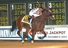 Delta Downs Jackpot winner Texcess among favorites for Sunday's Snow Chief Stakes.
