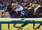 Curren Chan in the Takamatsunomiya Kinen.