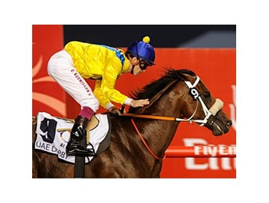 Musir conquers the UAE Derby.