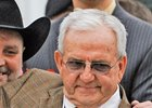 Dr. Leonard Blach, co-owner of Kentucky Derby winner Mine That Bird.