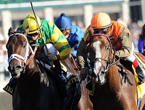 NZ-Bred Hoofit Edges Aikenite to Win Phoenix