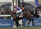 European Horse of the Year Hurricane Run, winning the Arc de Triomphe.