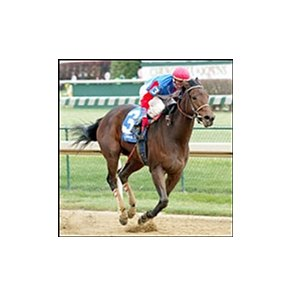 My Boston Gal remains undefeated with win in Golden Rod Stakes.