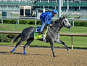 Frosted at Churchill Downs 4.29.15.
