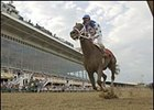Will Smarty Jones duplicate his Preakness win in the Belmont and take home the coveted Triple Crown trophy?