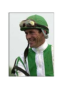 Gary Stevens, will not ride at Woodbine Sunday.