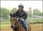 Hall of Fame Jockey Cordero 'On Vacation' at Churchill Downs