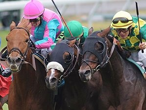 9-Year-Old Cloudy's Knight Wins Sycamore