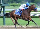 "Rapport cannot be caught in the Victory Ride.<br><a target=""blank"" href=""http://www.bloodhorse.com/horse-racing/photo-store?ref=http%3A%2F%2Fpictopia.com%2Fperl%2Fgal%3Fprovider_id%3D368%26ptp_photo_id%3D9162112%26ref%3Dstory"">Order This Photo</a>"