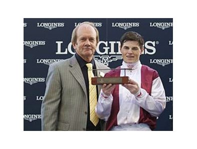 Craig Williams won the third annual Meydan Masters International Jockeys Championship.