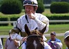 Jockey Perry Ouzts Survives Motorcycle Crash