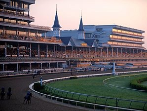 Churchill Downs to Boost Purses 10%