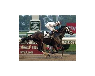 "Any Given Saturday true to his word in Brooklyn Stakes win.<br><a target=""blank"" href=""http://www.bloodhorse.com/horse-racing/photo-store?ref=http%3A%2F%2Fpictopia.com%2Fperl%2Fgal%3Fprovider_id%3D368%26ptp_photo_id%3D2330226%26ref%3Dstory"">Order This Photo</a>"