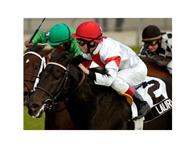 Lauro, who won the Sky Classic at Woodbine in his last start, will try to add the Red Smith to his resume.