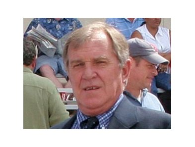 Sam Abbey has been the director of racing and racing secretary at Fair Grounds Race Course for the past two seasons.