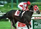 Jostle's victory in the 2000 Alabama was one of two consecutive grade I victories.