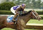 Coin Silver Shines in Sloppy Lexington Stakes