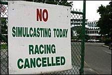 Jersey Standoff Threatens Major Racing Day