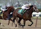 Funny Cide Can't Hold Off Surging West Virginia