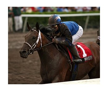 Invasor won the Donn and the Dubai World Cup in 2007.