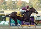 War Pass comes into the Breeders' Cup Juvenile (gr. 1) off a big win in the Champagne (gr. 1).