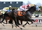 Samyn Makes Winning Return at Aqueduct