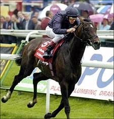 Scorpion Takes St. Leger for Dettori, O'Brien