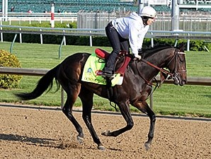 Ocho Ocho Ocho at Churchill Downs 4.29.15.