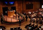 Overall, buyers and sellers were pleased with the new Fasig-Tipton sale pavilion and the results.