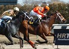 Ramon Dominguez set an Aqueduct inner-track record during the winter meet, riding 113 winners.