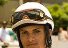Jockey Reyes Suspended 30 Days