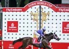 Invasor Conquers World Cup; 'Cat Last