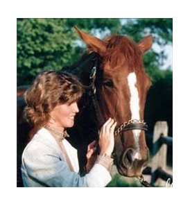 Mom's Command and jockey Abby Fuller were 1985 New York Filly Triple Crown winners.