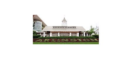 Arlington Park, being considered for the 2002 Breeders' Cup championship day races.