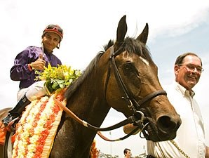 Bel Air Sizzle Back in Senorita Stakes