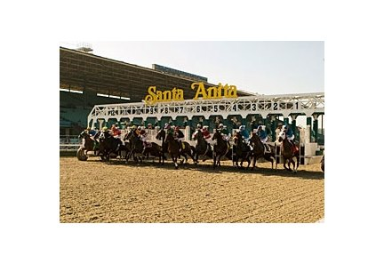 Racing resumed at Santa Anita on Jan. 10th, but Santa Anita officials have delayed a decision regarding whether to replace its synthetic racing surface.
