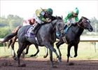 Louisiana Super Derby (gr. 2) winner Going Ballistic tries to duplicate his victory in Saturday's Oklahoma Derby.