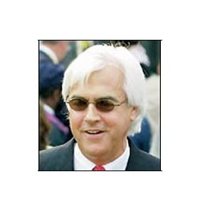Bob Baffert, strong arsenal of 2-year-olds.
