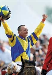 Borel Wins ESPY Award for Top Jockey
