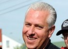 Todd Pletcher said he is not concerned about an off-track.