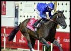 Street Cry, winning the Dubai World Cup.