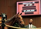 Furious Fifth Session Boosts Keeneland Prices
